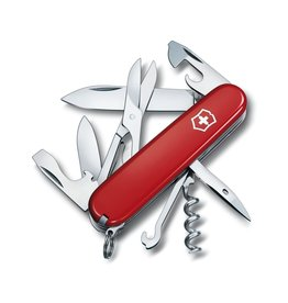 VICTORINOX SWISS ARMY CLIMBER RED BOXED