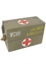 SWISS LINK CZECH MEDICAL WOODEN BOX