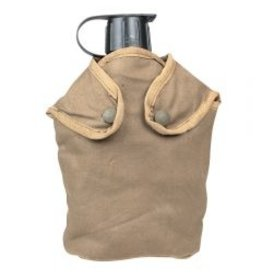 MAJOR SURPLUS 1 LITER CANTEEN WITH COVER