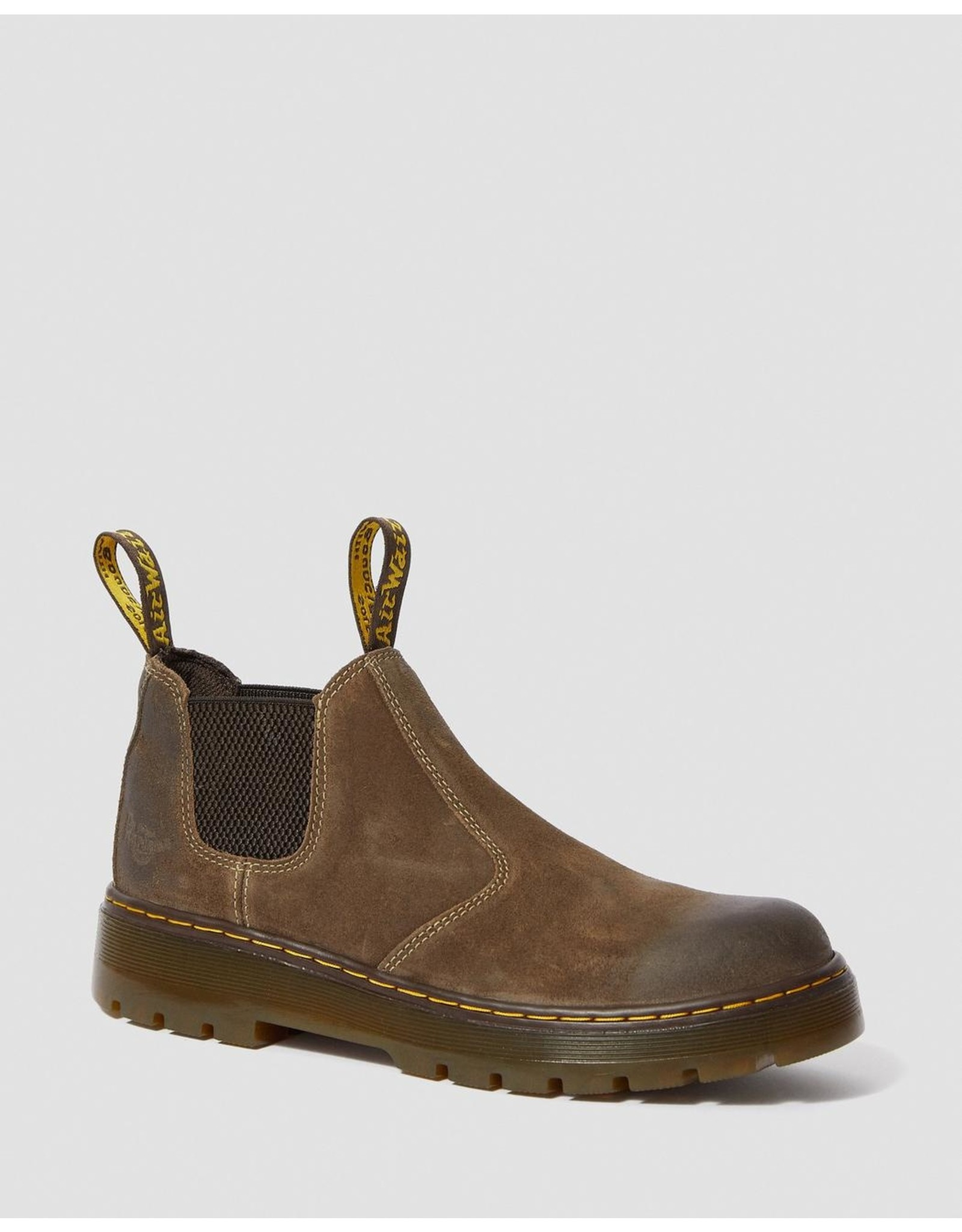 DR. MARTENS HARDIE WAXY SUEDE WP