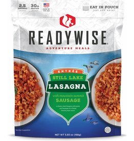 READY WISE LASAGNA WITH SAUSAGE