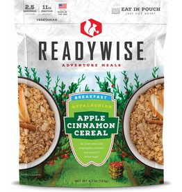 WISE COMPANY APPLE CINNAMON CEREAL
