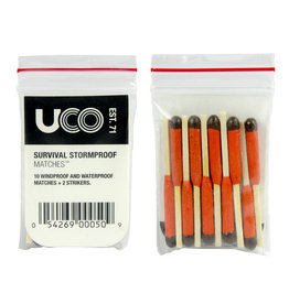 UCO SURVIVAL STORMPROOF MATCHES