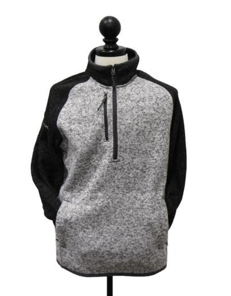 Elevate Mens Elevate Vorlage 1/4 Zip