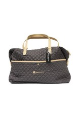 Satchels Satchels Quilted Cleo Overnighter