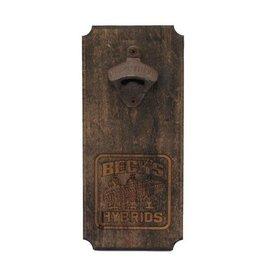 Oowee 02272 Wall Mounted Bottle Opener