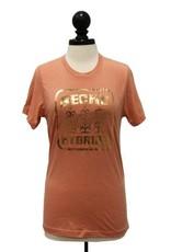 Bella+Canvas Bella+Canvas Vintage Foil Logo T-Shirt