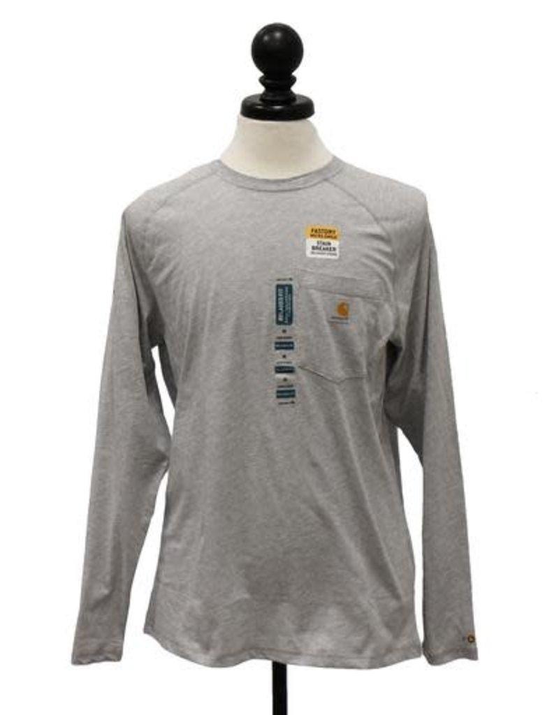 Carhartt Carhartt Force Long Sleeve T-Shirt