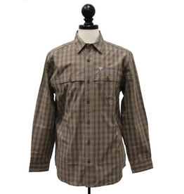 Dri Duck 02126 Dri-Duck Ship Yarn-Dyed Plaid Shirt