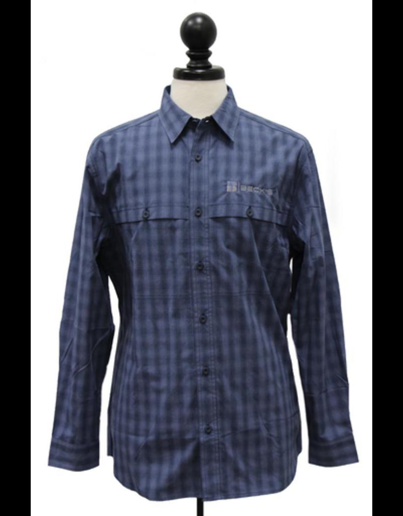 Dri Duck 02126 Dri-Duck Ship Yarn-Dyed Plaid Shirt