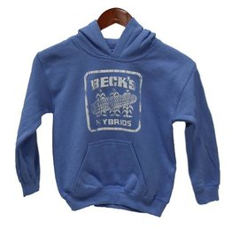 Independent Trading Independent Trading Co. Youth Special Blend Raglan hooded pullover