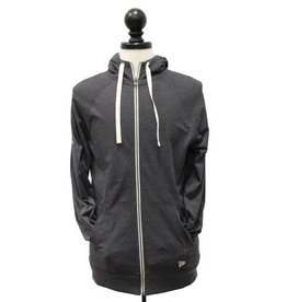 New Era 02108 New Era Sueded Cotton Full Zip Hoodie