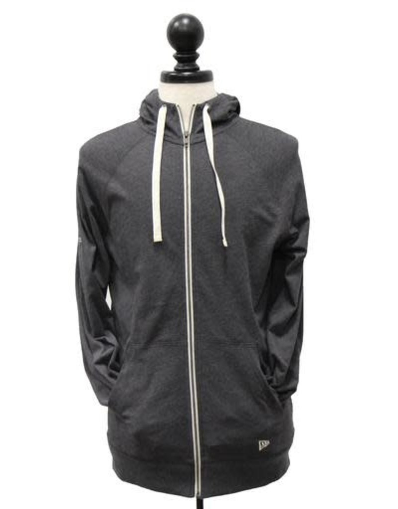 New Era New Era Sueded Cotton Full Zip Hoodie