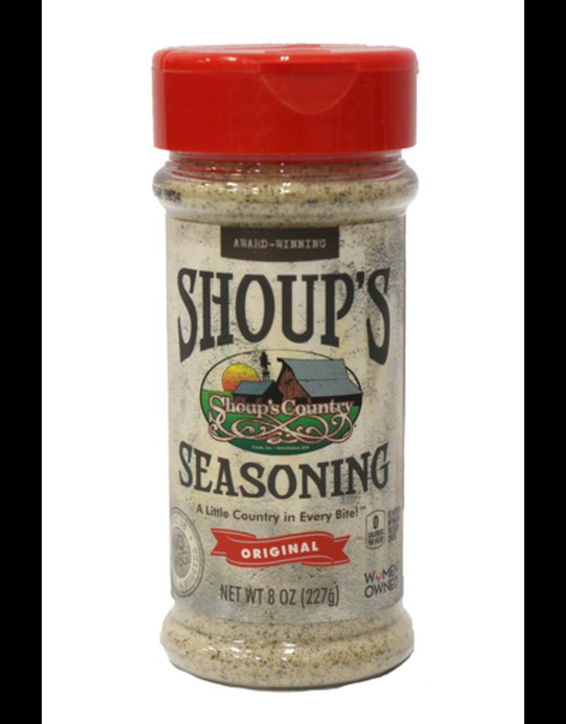 Shoups 01836 Shoup's Seasoning 8 oz.