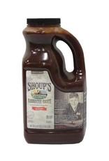 Shoups 02009 Shoup's BBQ Sauce 1/2 gallon