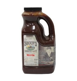 Shoups 02009 Shoup's BBQ Sauce 1/2 gallon