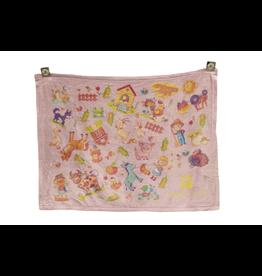 N/A Tahoe Microfleece Baby Blanket