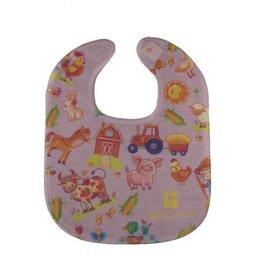N/A 01997 Pastel Baby Bib