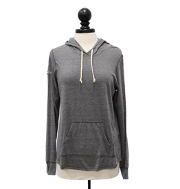 Champion Ladies Triblend Hooded Pullover