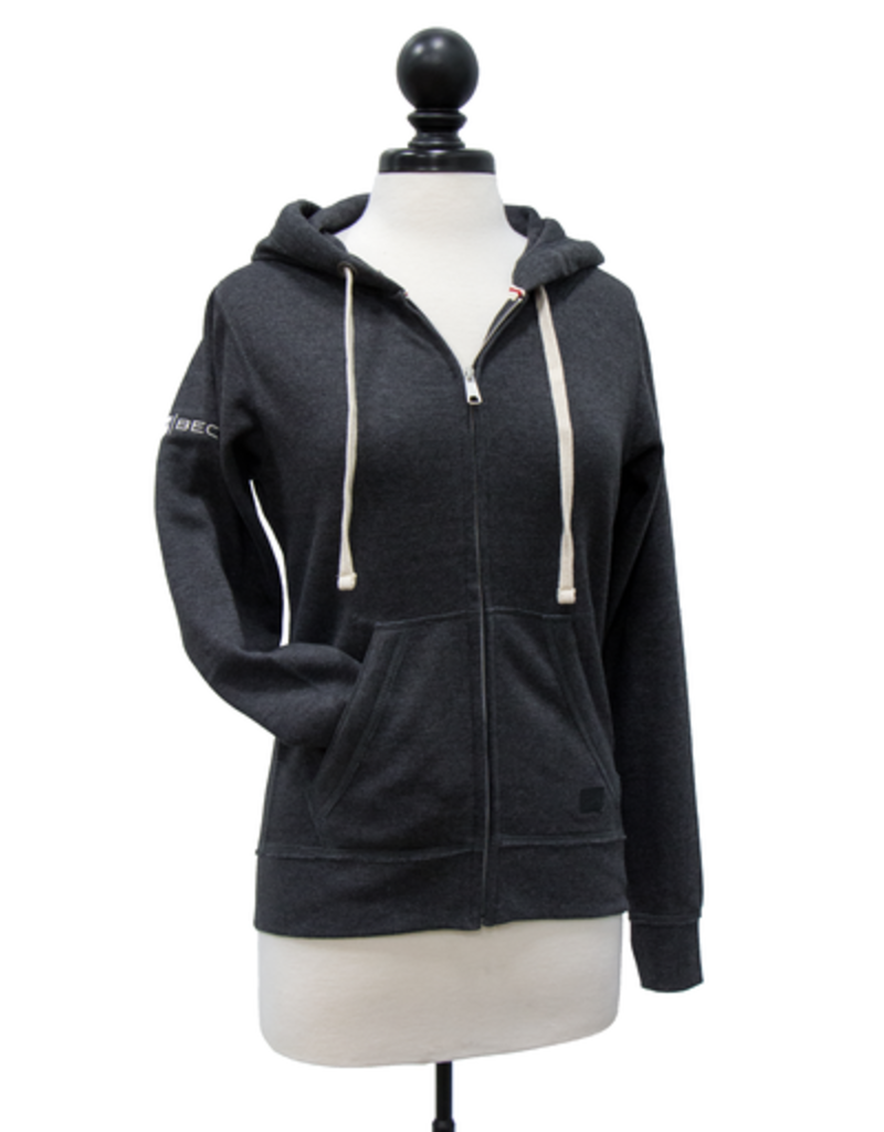 Landway Ladies Westport Full Zip Cotton Sweatshirt