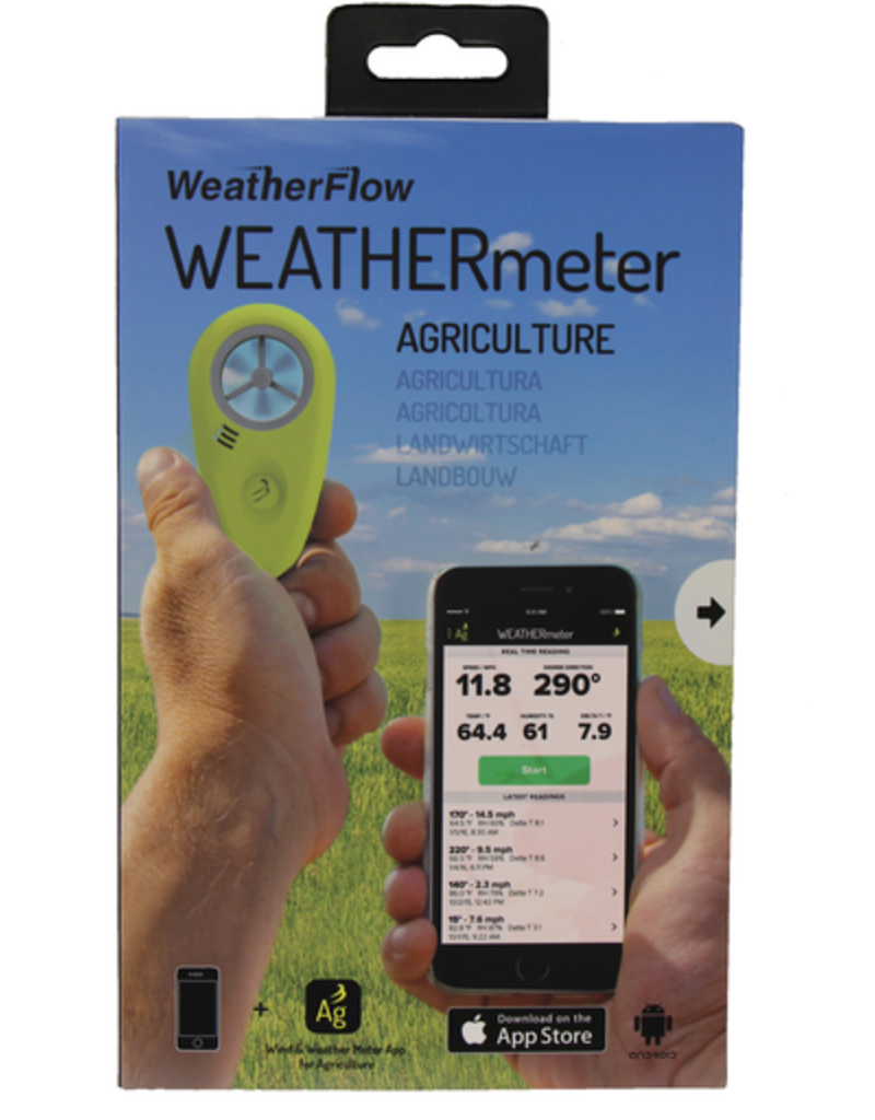 N/A WeatherFlow WEATHERmeter