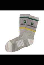 Cubik 01847 Classic Beck's Crew Socks