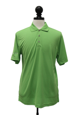 Pebble Beach Pebble Beach Grid Texture Polo