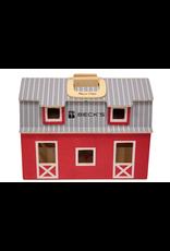 Melissa & Doug 01458 Melissa & Doug Fold & Go Wooden Barn