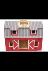 Melissa & Doug Melissa & Doug Fold & Go Wooden Barn