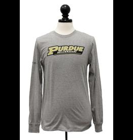 Nike 01773 Purdue Nike Long Sleeve T Shirt
