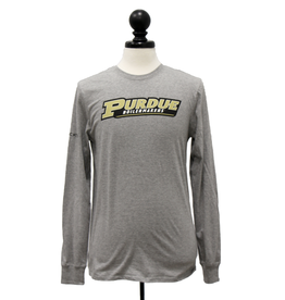 Nike Purdue Nike Long Sleeve T Shirt