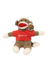 Vitronic Sock Monkey w/ Red Tee
