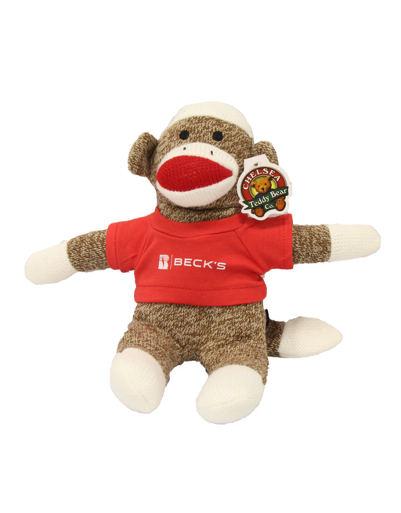 Vitronic 01754 Sock Monkey w/ Red Tee