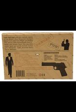 Elastic Precision 01718 Straight Shoot Rubber Band Gun Model 1911