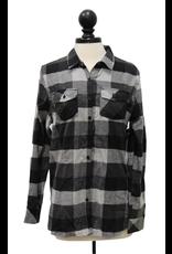 Burnside 01696 Women's Yarn-Dyed Flannel Shirt