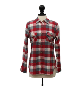 Burnside 01695 Women's Vintage Brushed Flannel