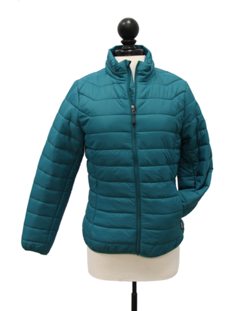 N/A 01693 Ladies Puffer Jacket