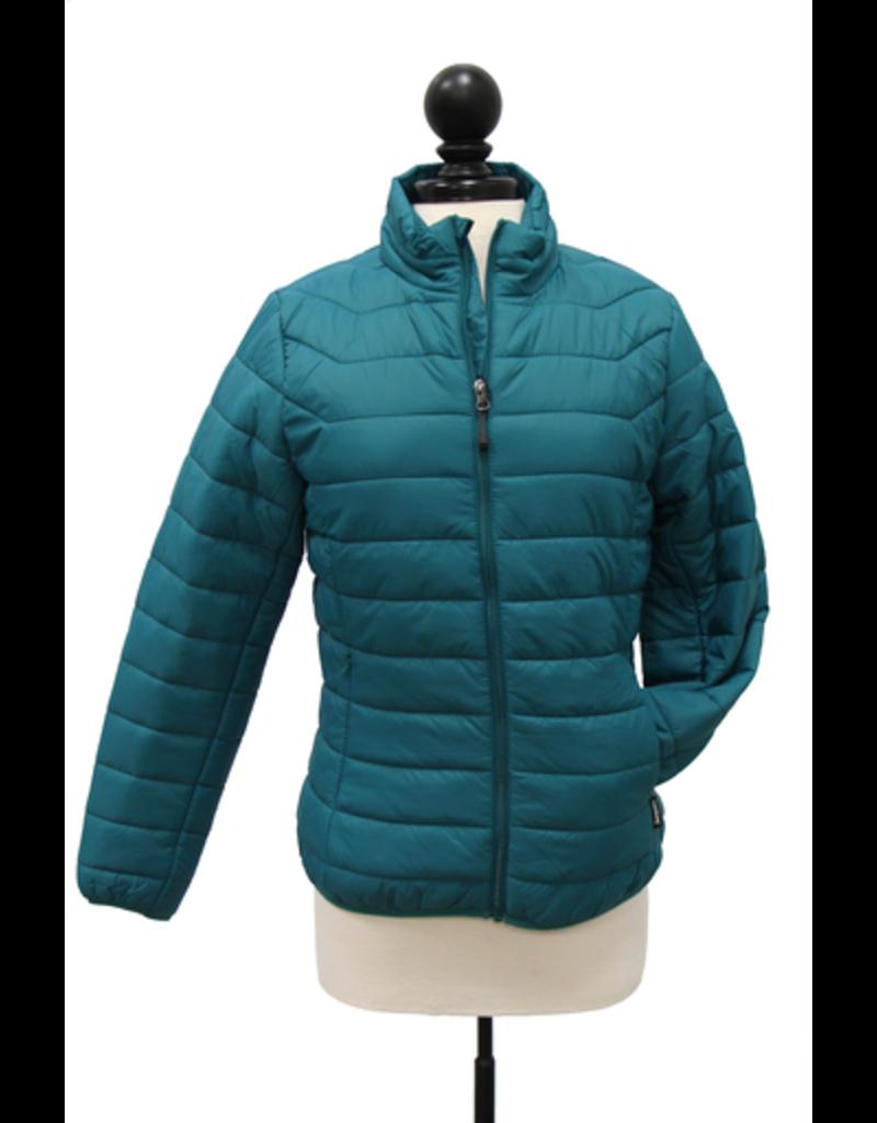 N/A Ladies Puffer Jacket
