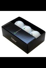 01673 Titleist Pro V1 Golf Balls in Becks Logo Package (6pk)