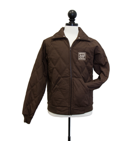 """N/A """"Heritage Collection"""" Beck's Brown Jacket"""