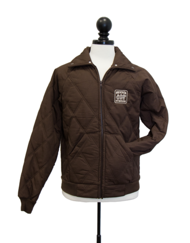 """N/A 01625 """"Heritage Collection"""" Beck's Brown Jacket"""