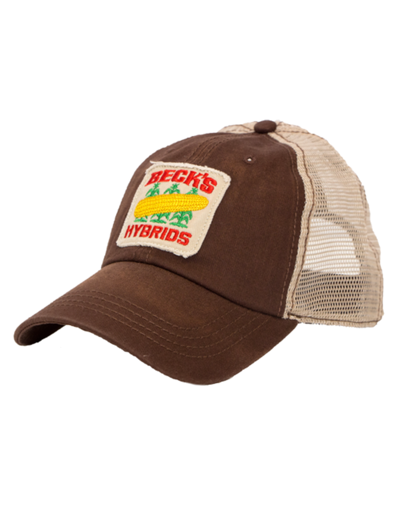 N/A Vintage Patch Hat