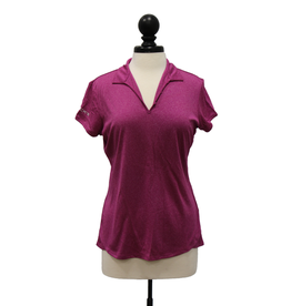 Port Authority 01598 Port Authority Ladies Trace Heather Polo