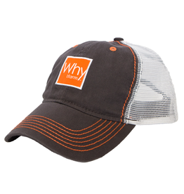 Why I Farm Mesh Back Hat