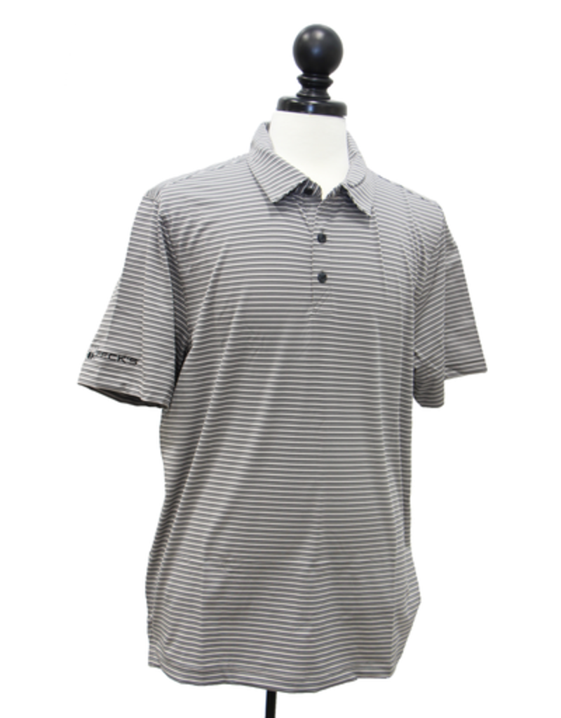 Cutter and Buck Cutter+Buck Division Stripe Polo