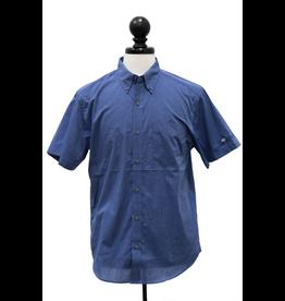 Port Authority Men's Port Authority Cross Hatch S/S Shirt