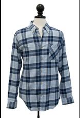 Weatherproof Men's Vintage Brushed Flannel L/S Shirt