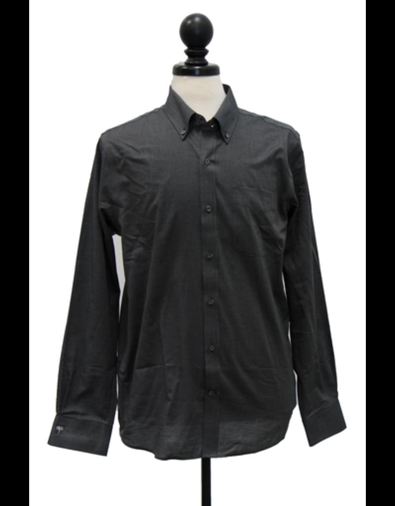 Cutter and Buck Tailored Fit Shirt Nailshead - Cuff Logo