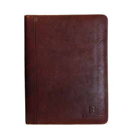 Cambridge Senior Portfolio Italian Cognac Leather