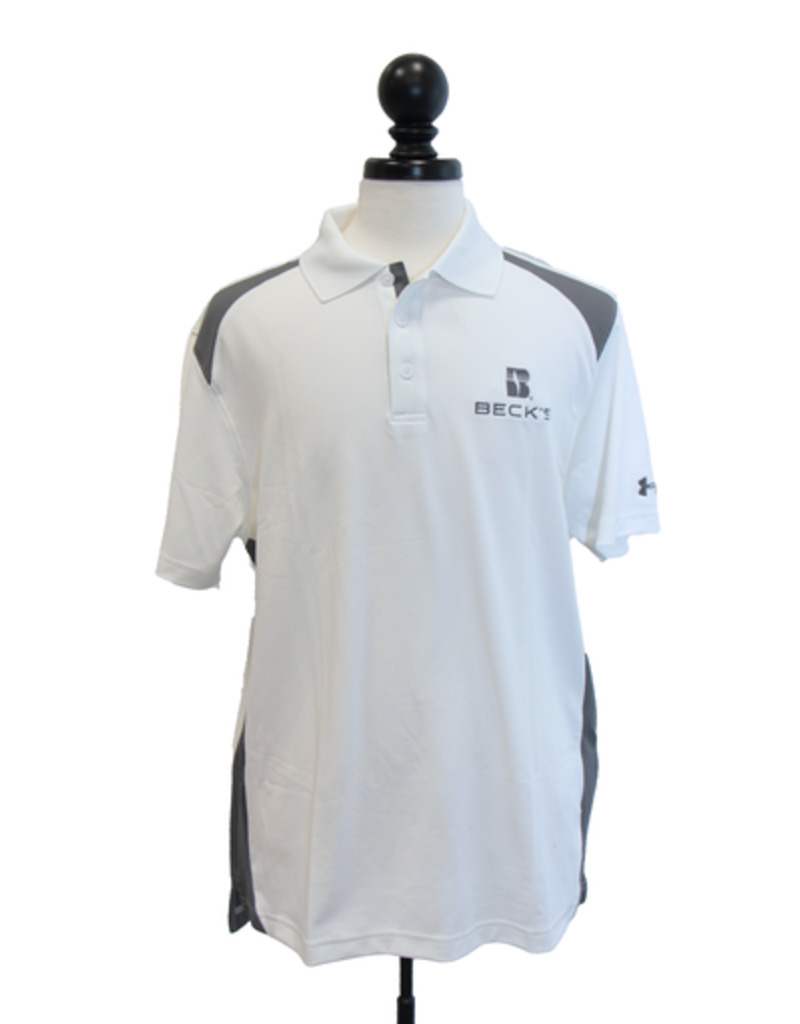 Under Armour 01177 Men's Under Armour Solid Polo